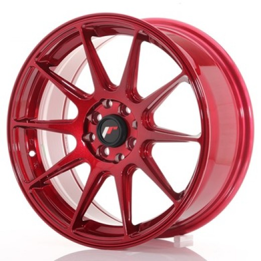 JR11 19x9.5 ET35 5x120 Platinum Red