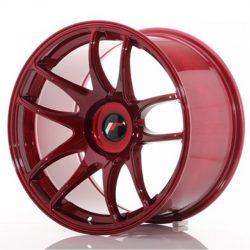 JR29 18x9.5 ET20-47 BLANK Platinum Red