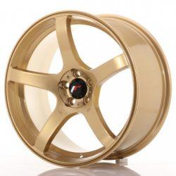 JR32 18x9.5 ET18 5x114.3 Gold